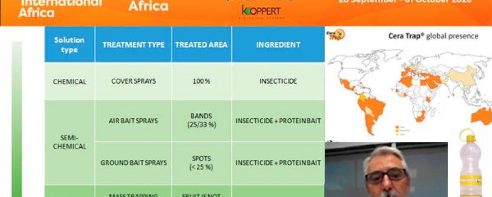 NewAg International & Biocontrol Africa (Day 1)
