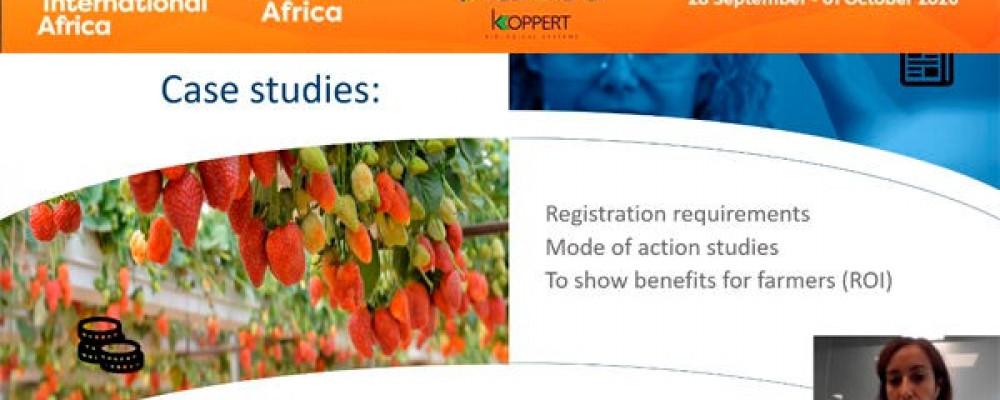 NewAg International & Biocontrol Africa (Day 2)